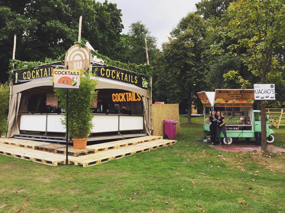 Premix cocktailbar op festivals